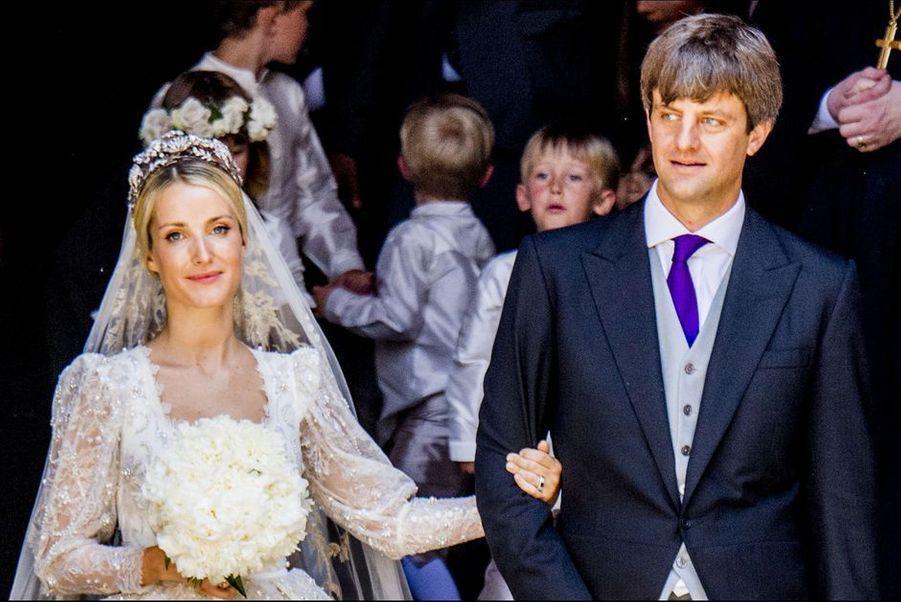 Ekaterina Malysheva, la jeune épouse du prince Ernst August de Hanovre junior, serait enceinte. L'enfant est attendu au mois de mars 2018.