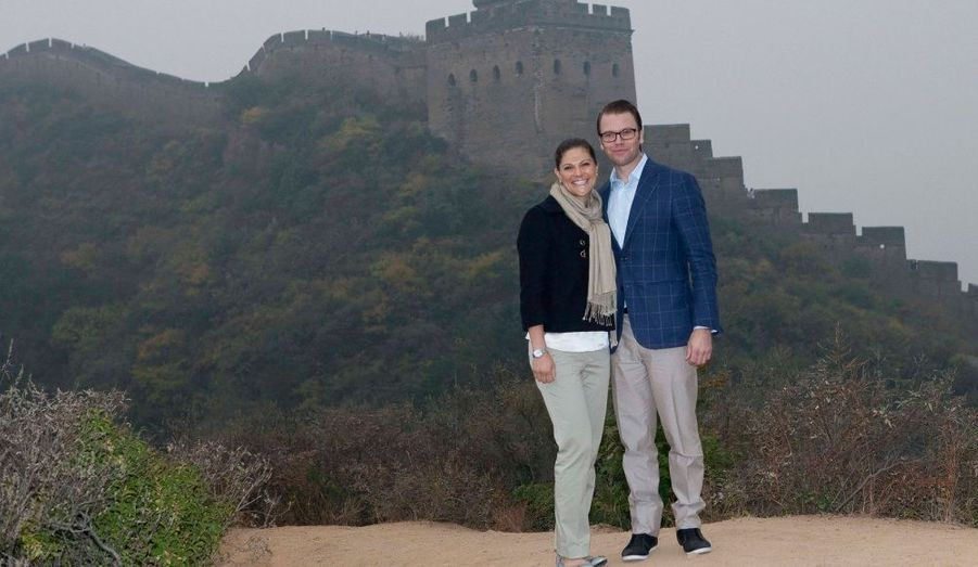 Amoureux en Chine