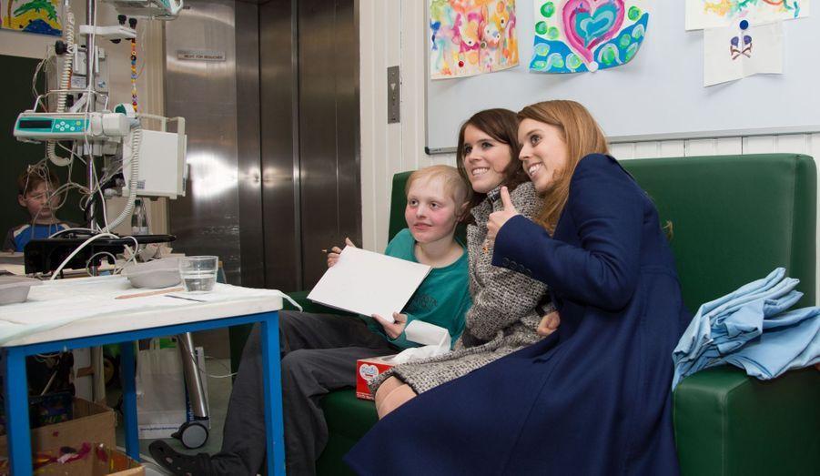 Unité pour adolescents atteints du cancer, à l'université de médecine d'Hanovre