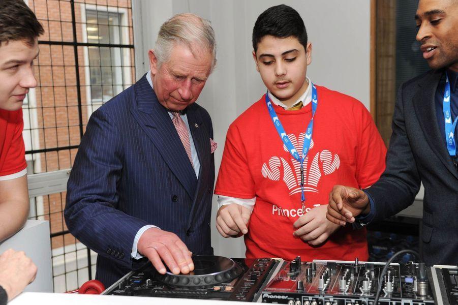 DJ Camilla en duo avec Charles