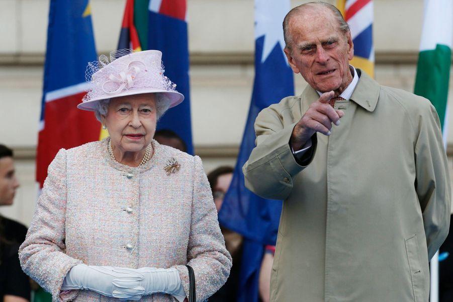 Elizabeth et Philip, le tandem royal enfin réuni