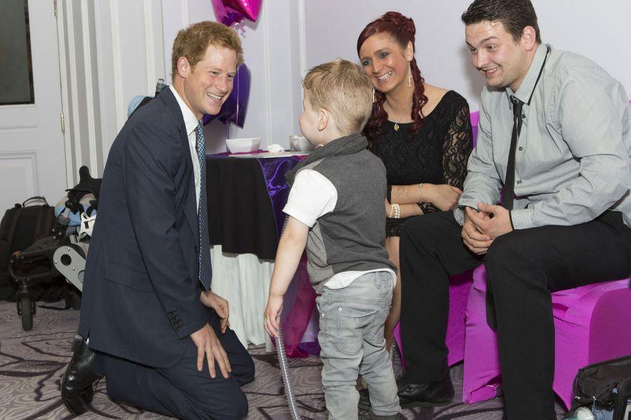 Harry et le petit Carson