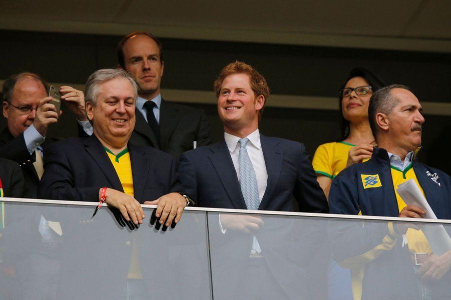 Harry, le prince de Brasilia
