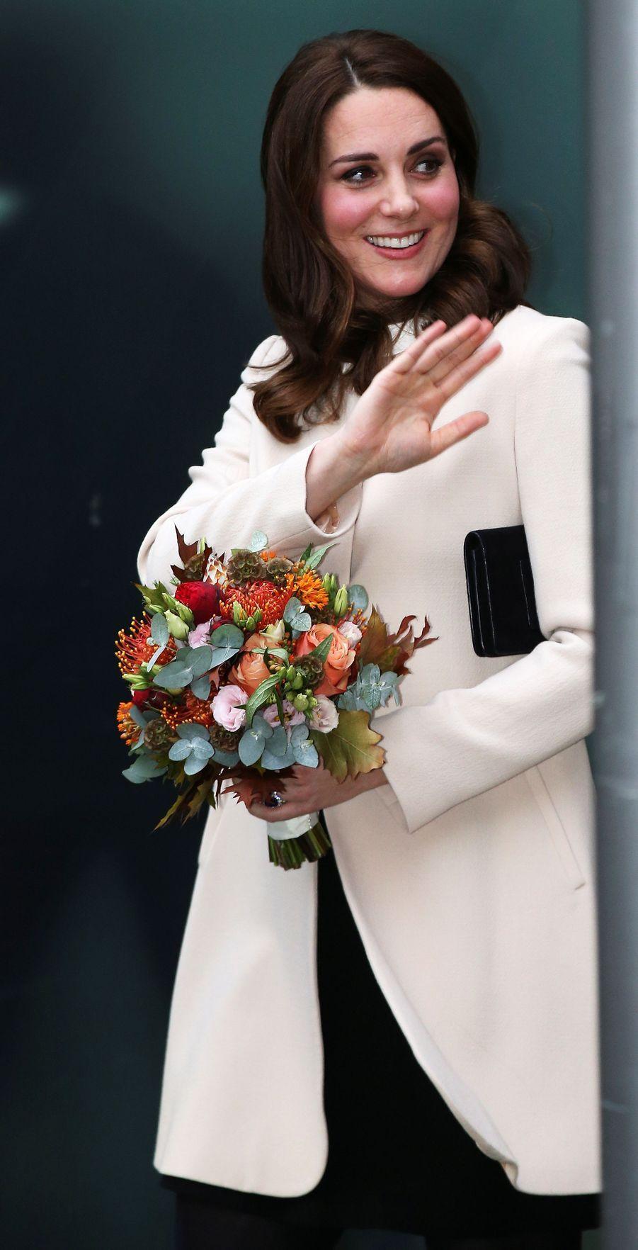 Kate Middleton, à Londres le 14 novembre 2017