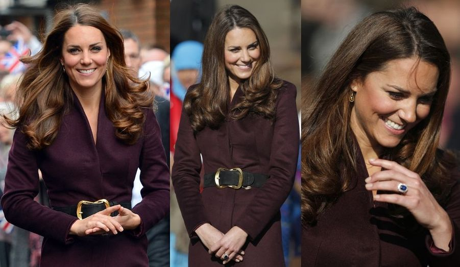 Kate, lumineuse de beauté