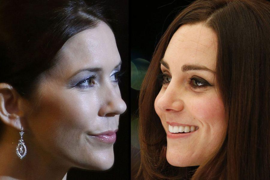 """Les belles """"jumelles"""" de la royauté"""
