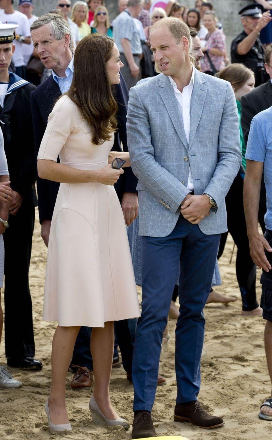 Kate et William, les rois du cool