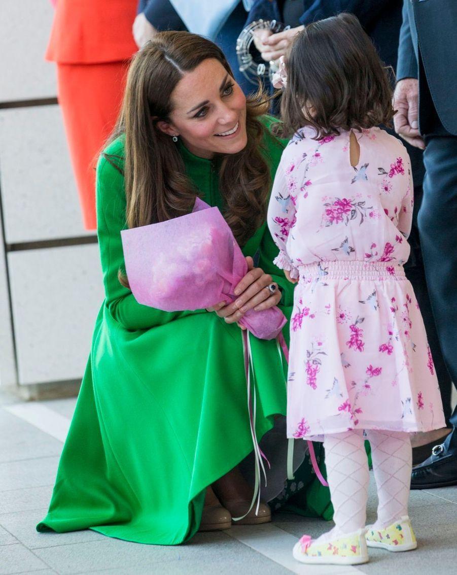Kate, la reine des enfants