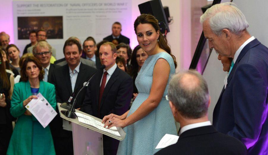 Le discours d'une duchesse