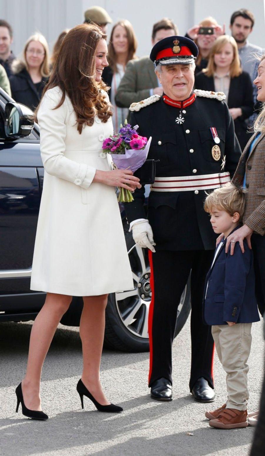 Une duchesse à Downton Abbey