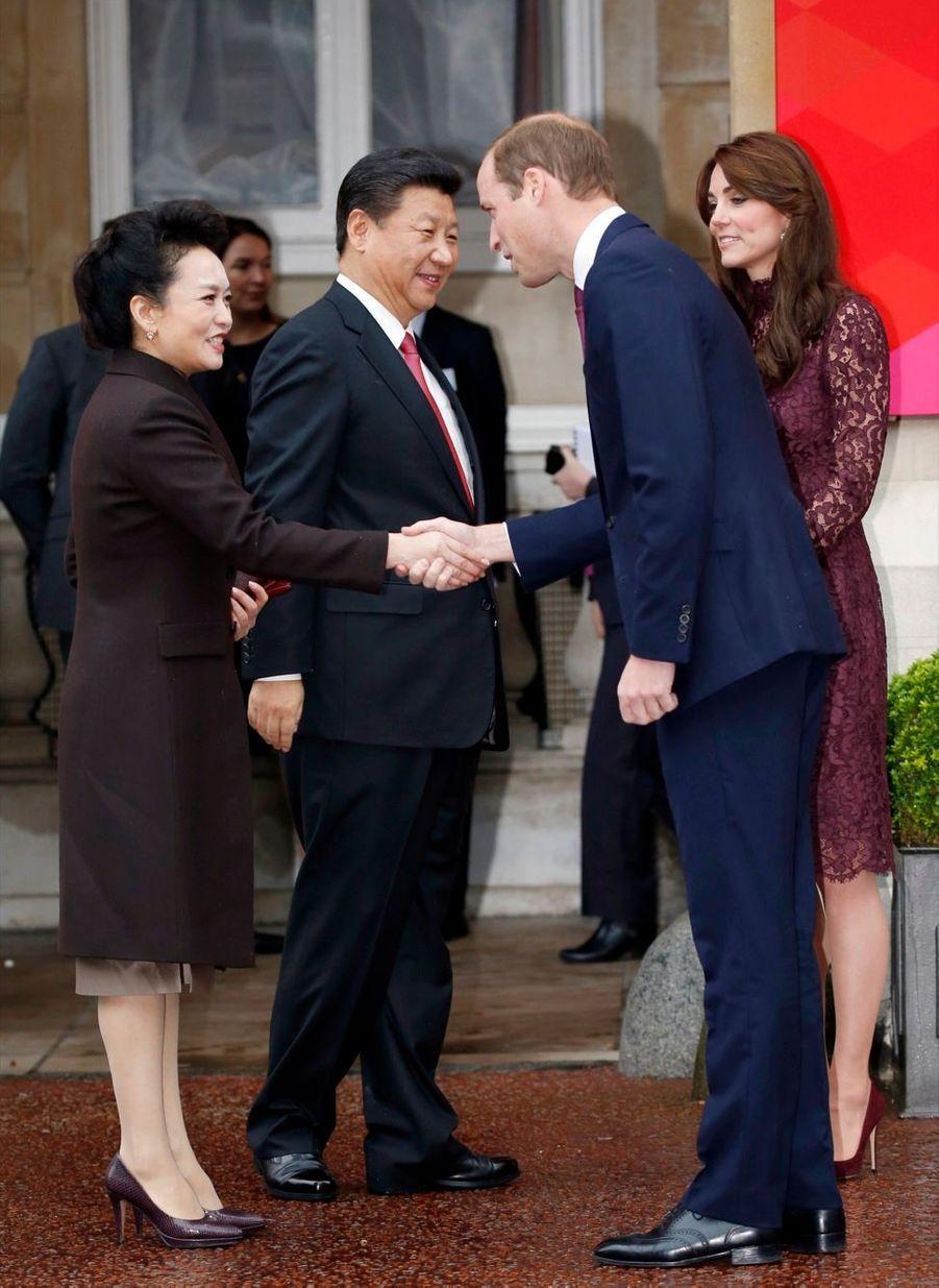 Kate et William présentent les Bafta