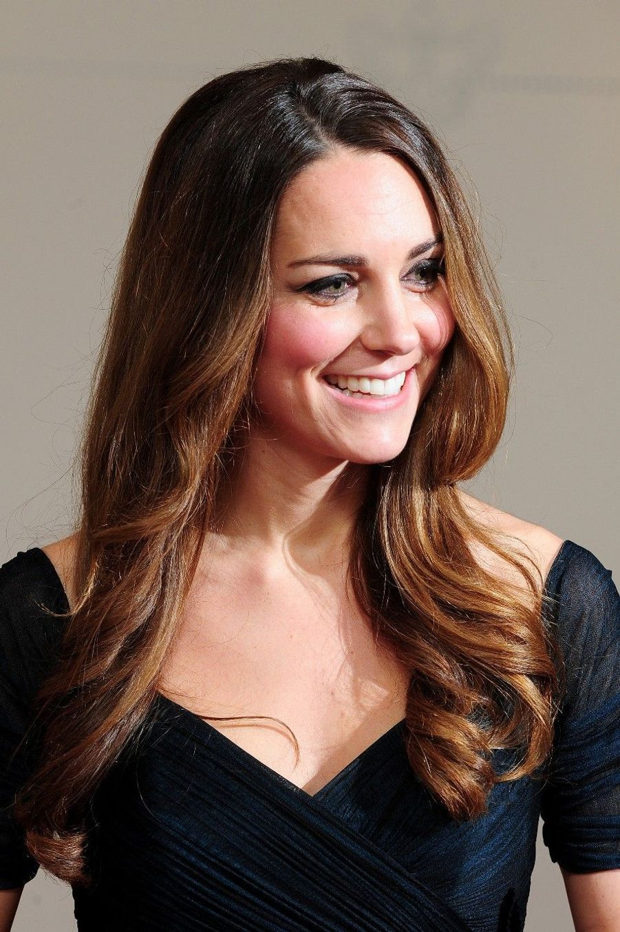 Kate, une marraine ravissante