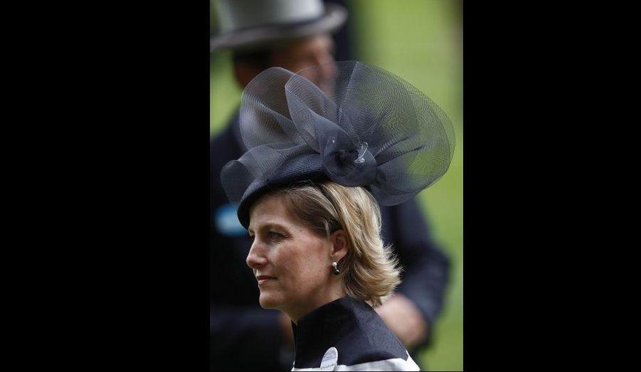La comtesse Sophie de Wessex était également présente.