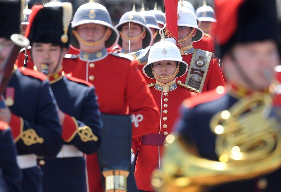 La Capitaine De La Garde De La Reine Elizabeth II, Megan Couto 4