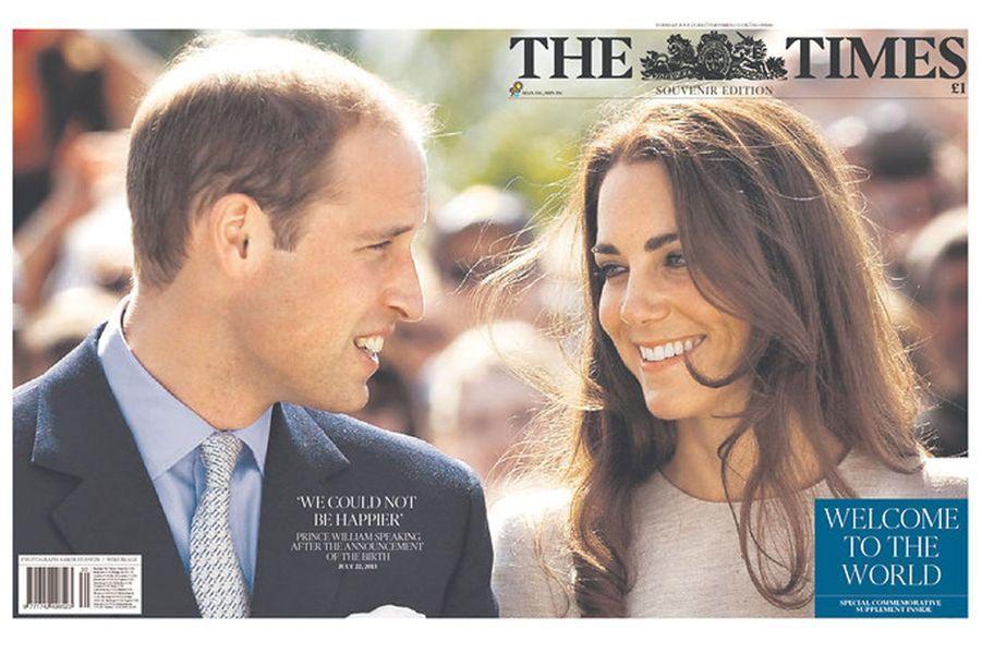 La presse anglaise salue le futur roi