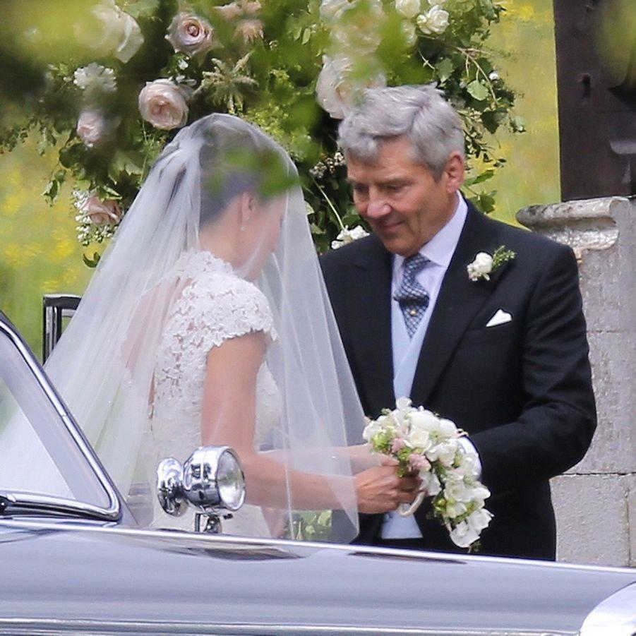 La Robe De Mariée De Pippa Middleton  2