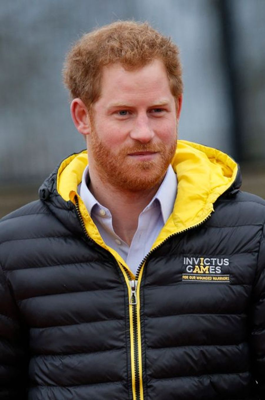 Le prince Harry à Bath, le 29 janvier 2016
