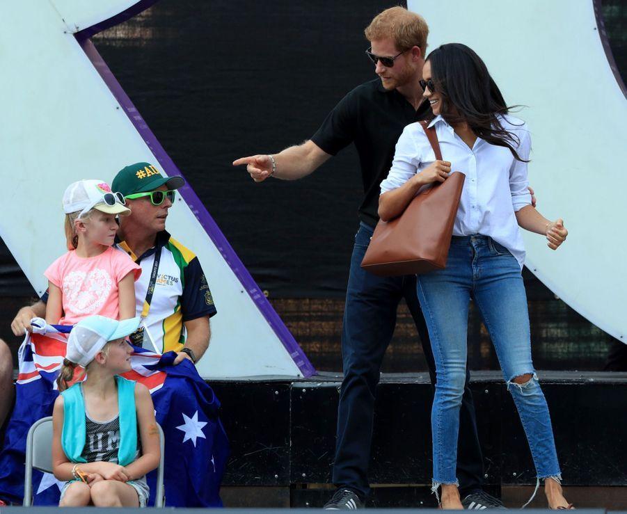Le Prince Harry Et Meghan Markle, Première Apparition Officielle Ensemble En Public  1