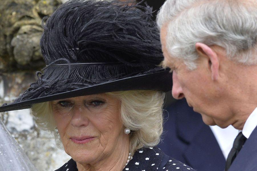 Les larmes de Camilla