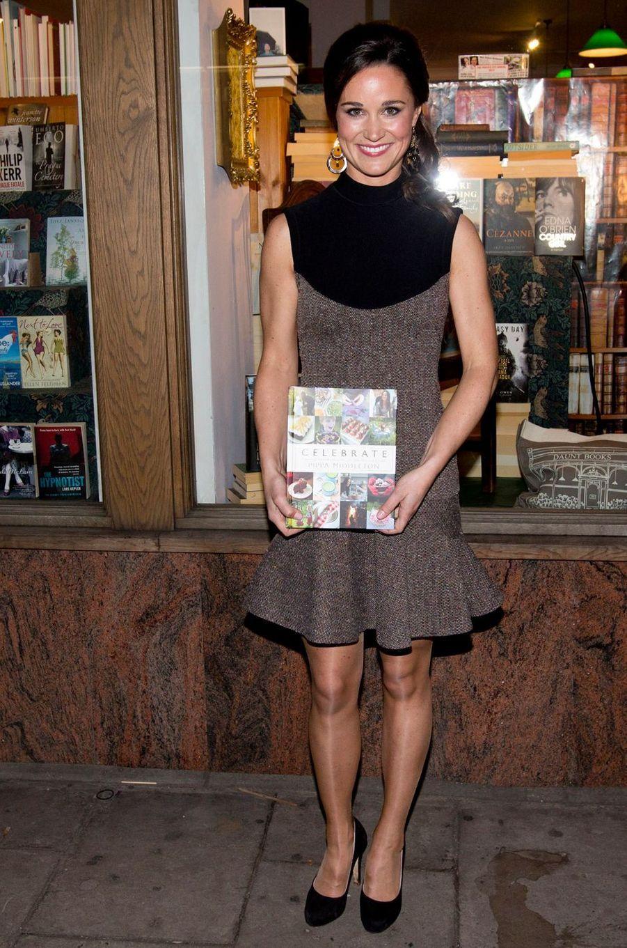 Pippa Middleton le 25 octobre 2012