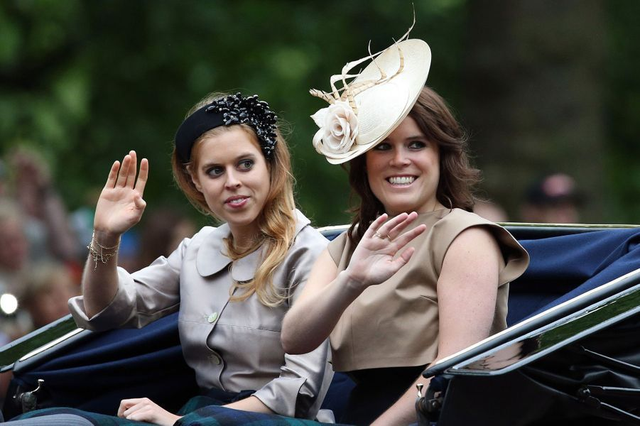 Beatrice ou Eugenie, les cousines de William