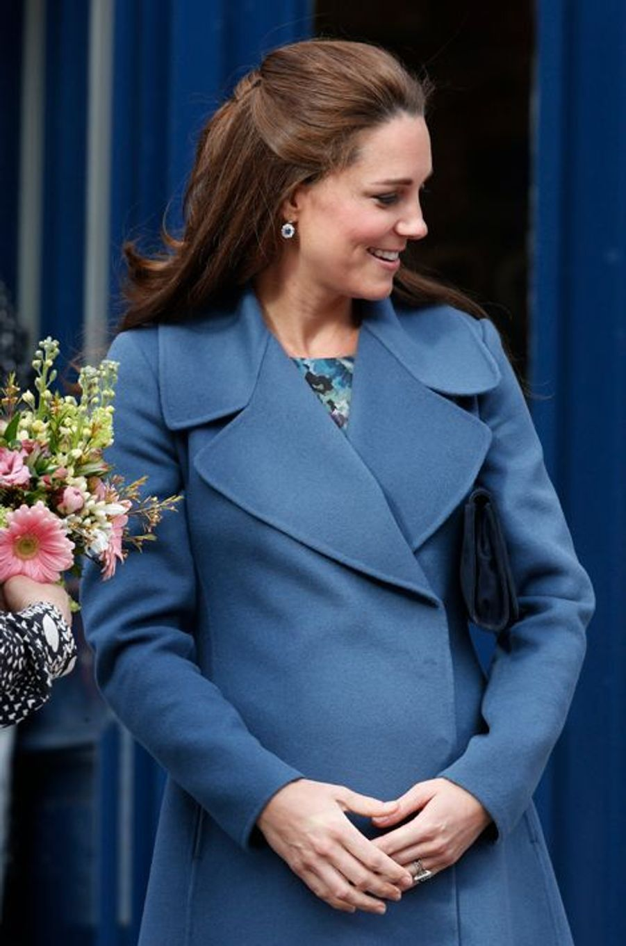 La duchesse Kate le 18 février 2015