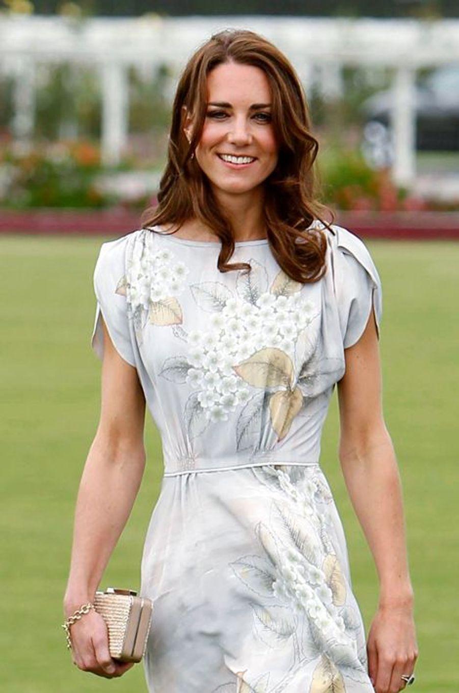 Kate, la duchesse de Cambridge, le 9 juillet 2011