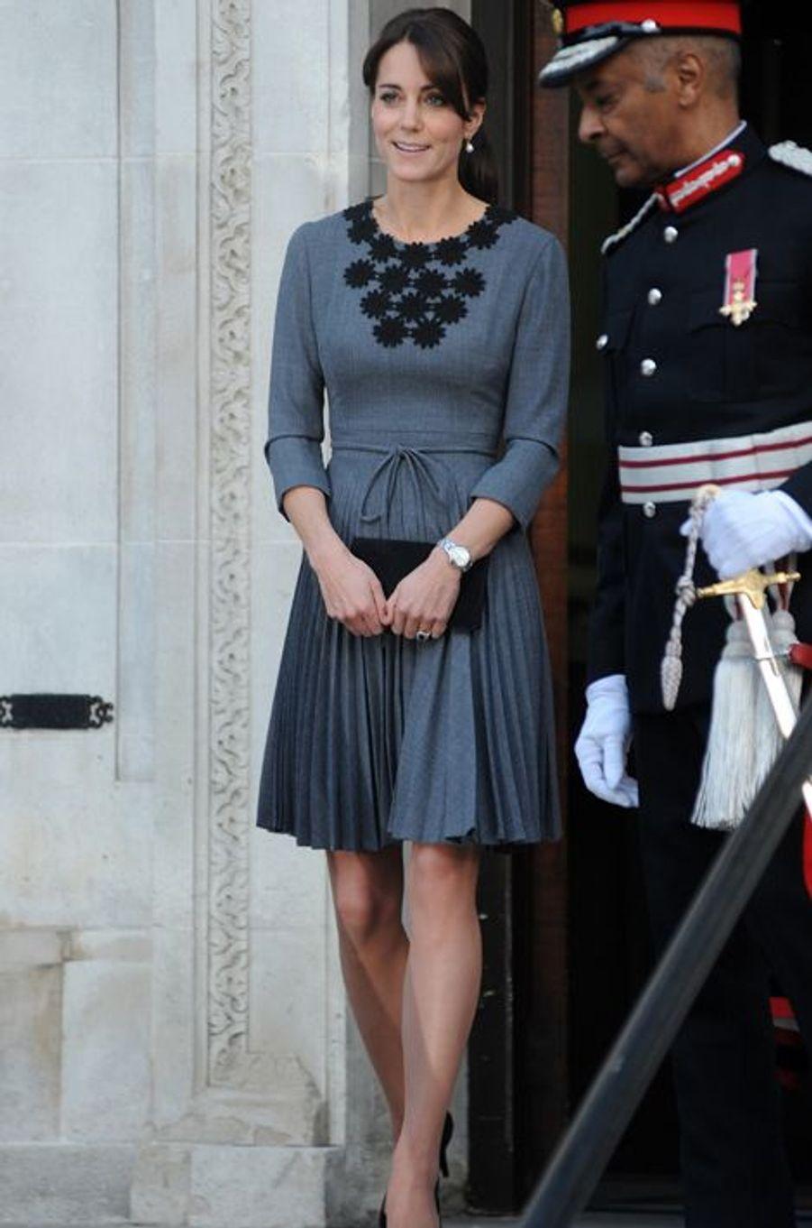 La duchesse Kate le 27 octobre 2015