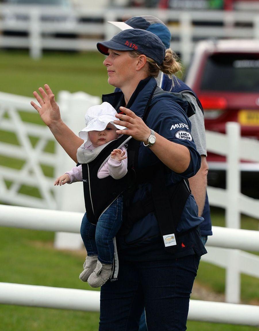 Zara et sa fille Mia, une passion en héritage