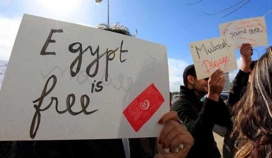 Moustafa Bakry est le fondateur du mouvement «A toute la communauté égyptienne à Paris», qui rassemble plusieurs mouvements d'étudiants égyptiens qui étudient à Paris et organise les actions de soutien au peuple égyptien et contre le régime Moubarak. Il fait le point sur le mouvement de protestation qui agite le pays depuis le début de la semaine.