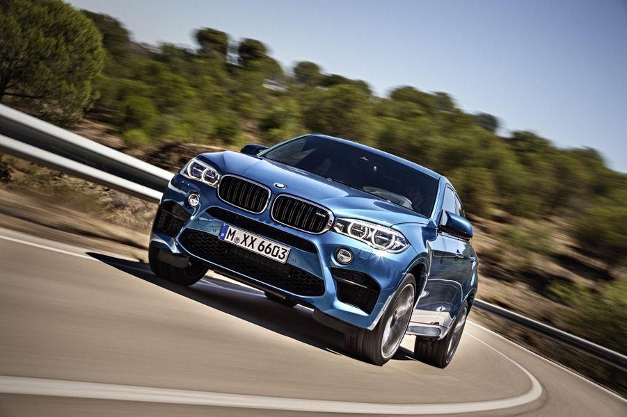 BMW X5M et X6M : le faste furieux