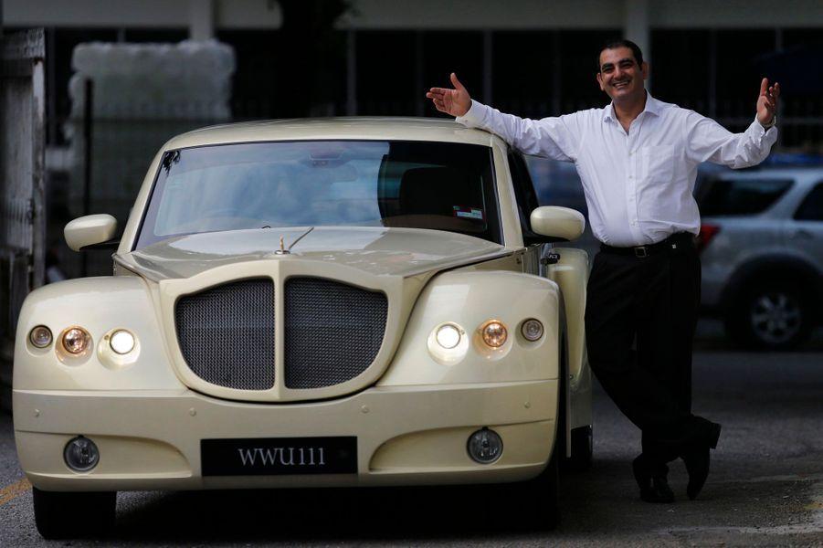 Le petit constructeur malaisien Bufori propose le summum du luxe avec ses autos au charme classique fabriquées à la main. Son fondateur, Gerry Khouri, a débuté dans son garage en Australie il y a 27 ans, ainsi que le raconte le «New York Times».