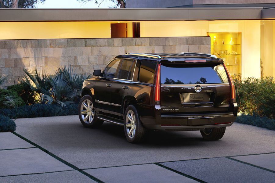 Cadillac Escalade, le luxe en (très) grand