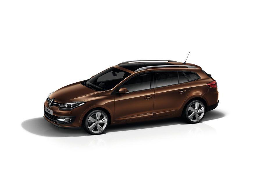 La Renault Mégane rajeunit