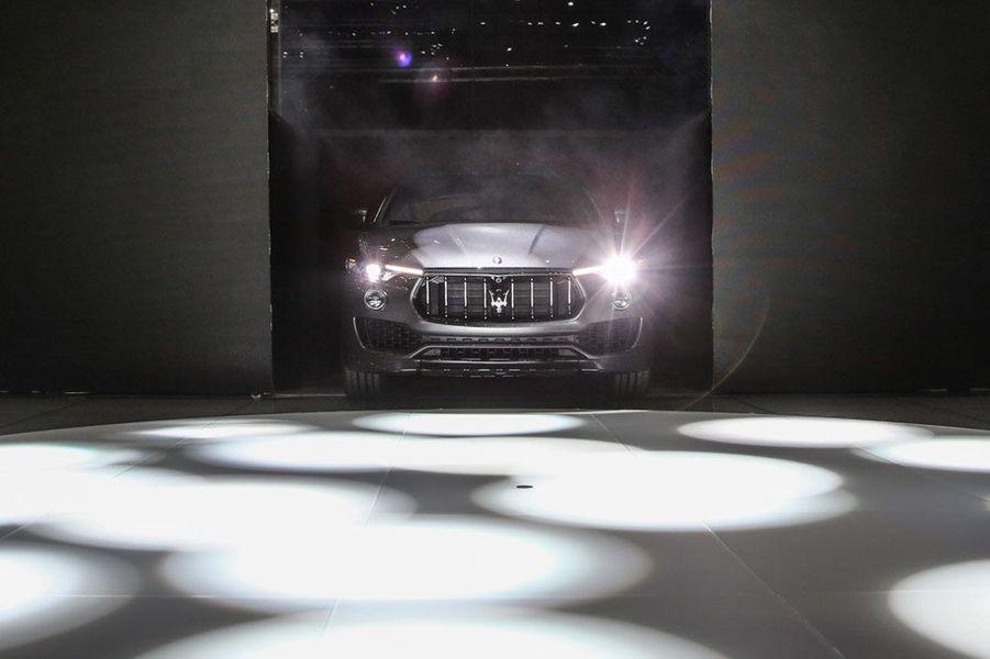Levante, un nouvel horizon pour Maserati