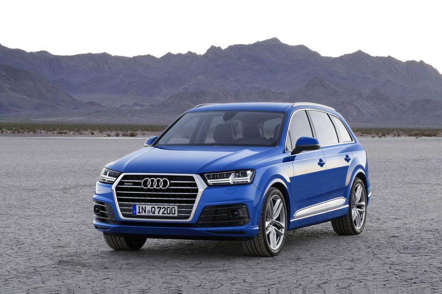 Nouvel Audi Q7 : le mastodonte au régime