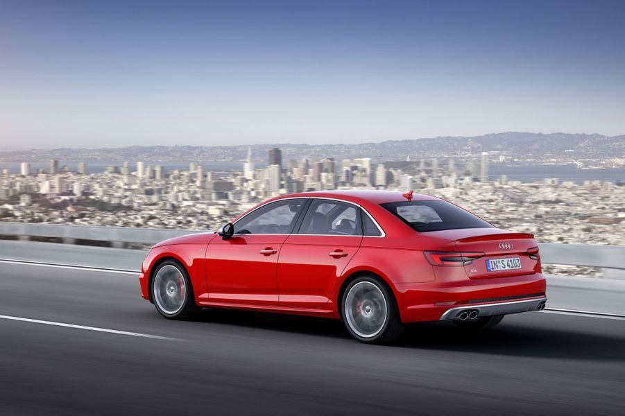 La nouvelle Audi S4 (berline)