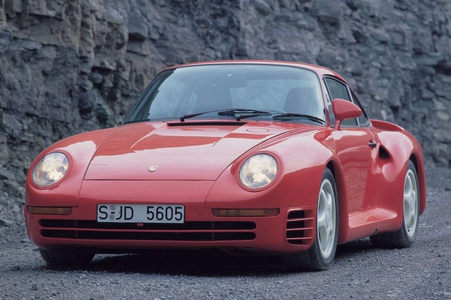 La Porsche 959