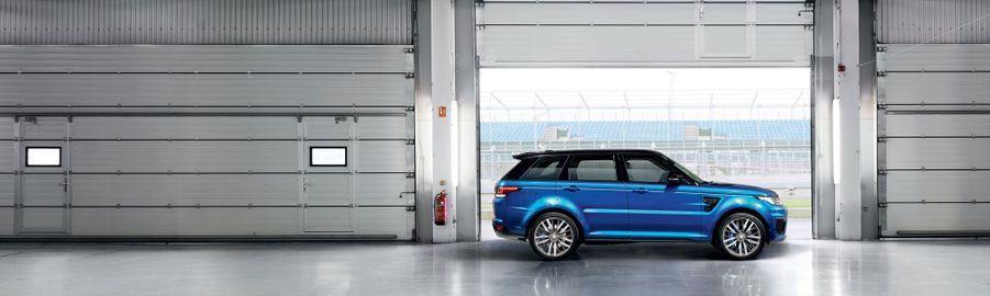 Range Rover Sport SVR, le baroudeur des circuits