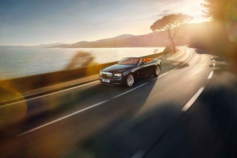 La nouvelle Rolls-Royce Dawn