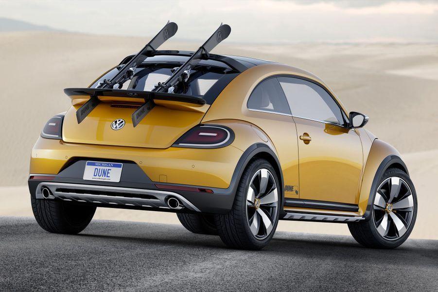 VW Beetle Dune, la coccinelle des sables