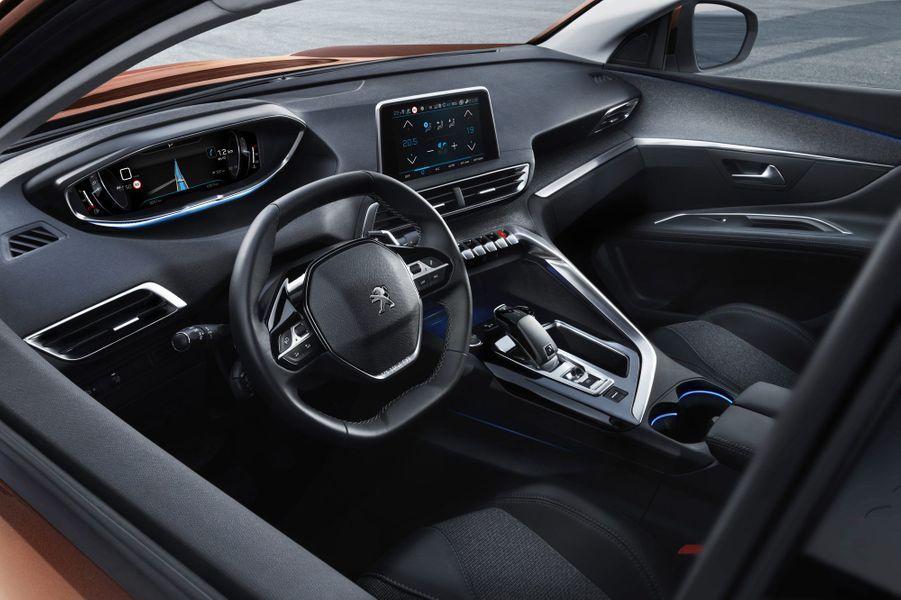 Peugeot dévoile son nouveau 3008
