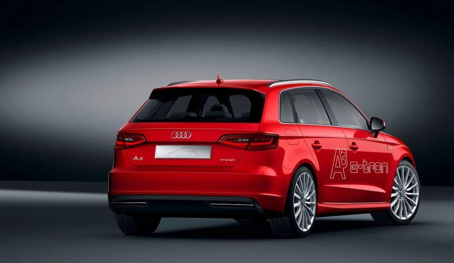 Audi promet des consommations de 1,5 l aux 100 km en cycle mixte et des émissions de CO2 de 35 g par km seulement.