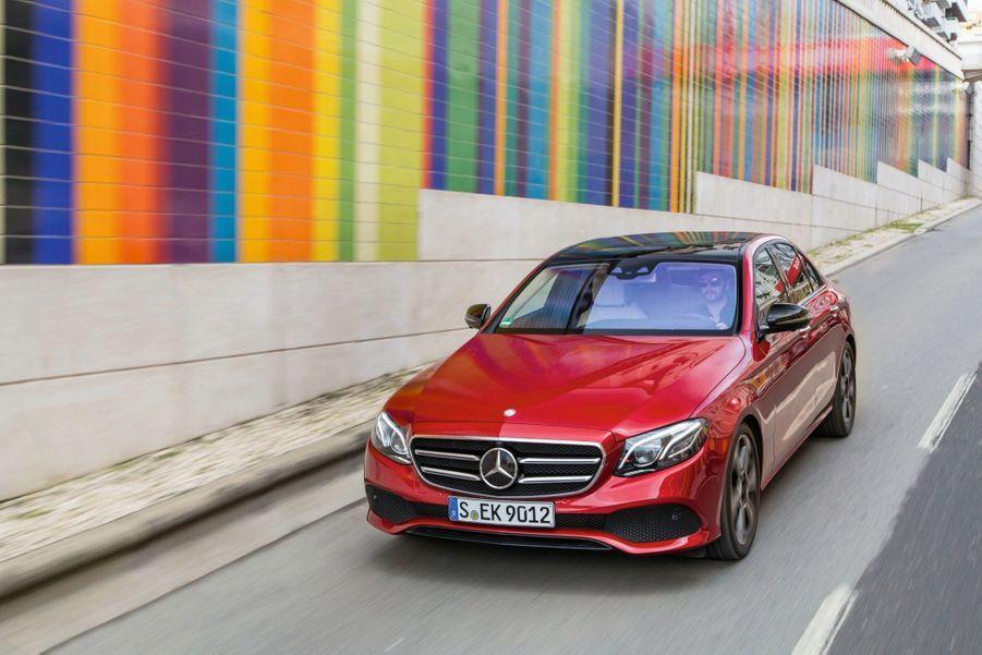 Prestige : Mercedes Classe E