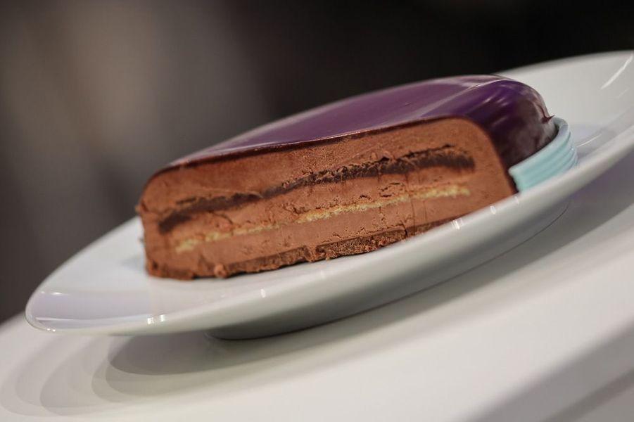 Dessert de l'équipe du Chili