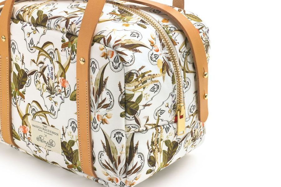 Le sac issu de la collaboration Pampille x Baluchon