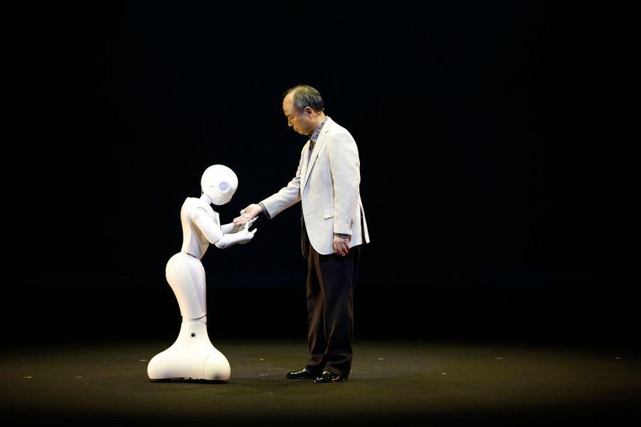 Pepper, le robot presque humain