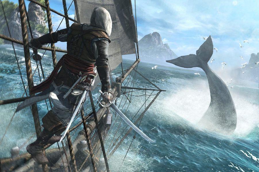 Le quatrième opus de cette série d'aventure que l'on ne présente plus emmènera le joueur dans les Caraïbes. Il sera disponible sur les consoles nouvelles générations, mais aussi sur PS3 et Xbox 360.