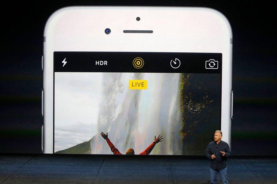 Les nouvelles possibilités photo/vidéo de l'iPhone 6 et 6S