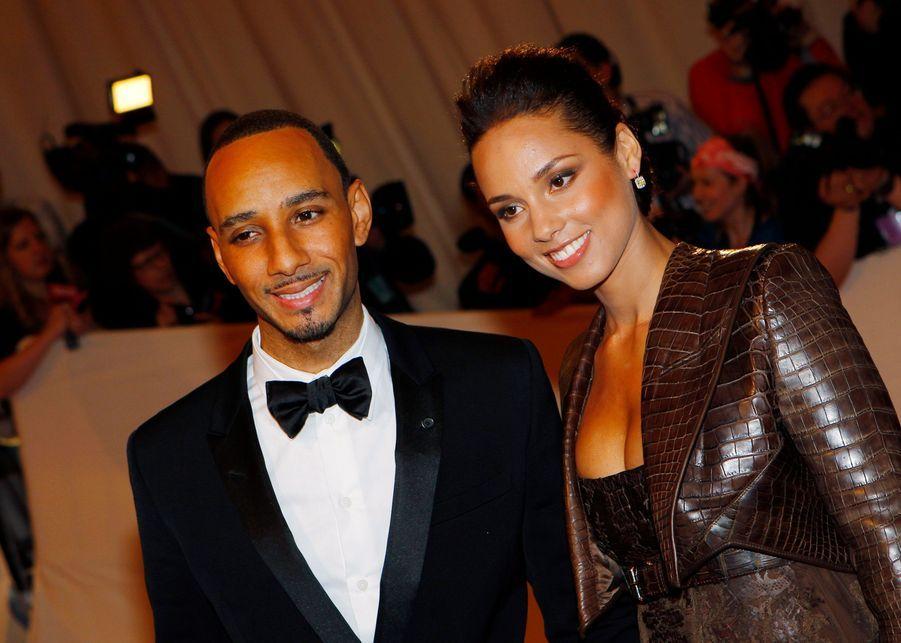 Swiss Beatz et Alicia Keys